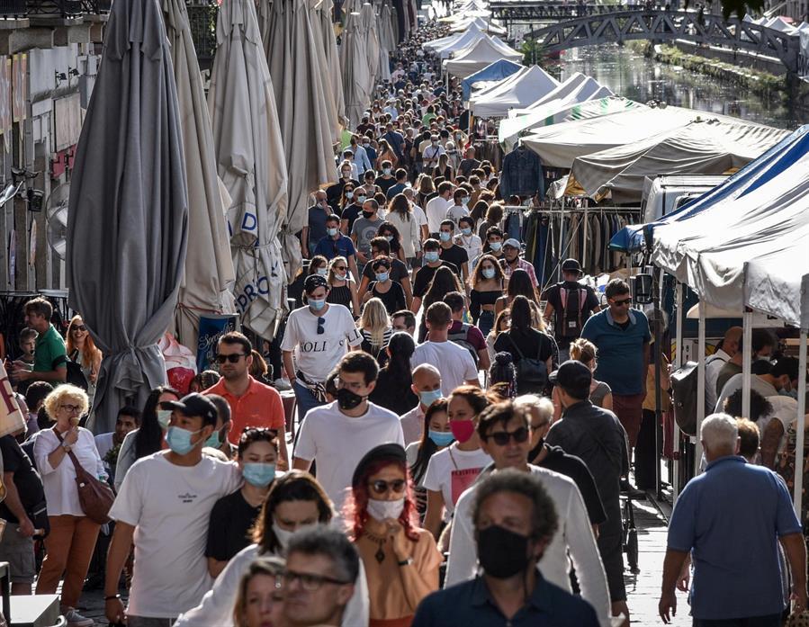 Los casos de coronvirus en el mundo se incrementan cada día. Estados Unidos, Brasil e India son los países más afectados por la pandemia. (Foto: EFE)