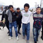 Dos sicarios fueron condenados a 20 años de cárcel por el delito de homicidio en grado de tentativa, en Quetzaltenango. (Foto: Carlos Ventura)
