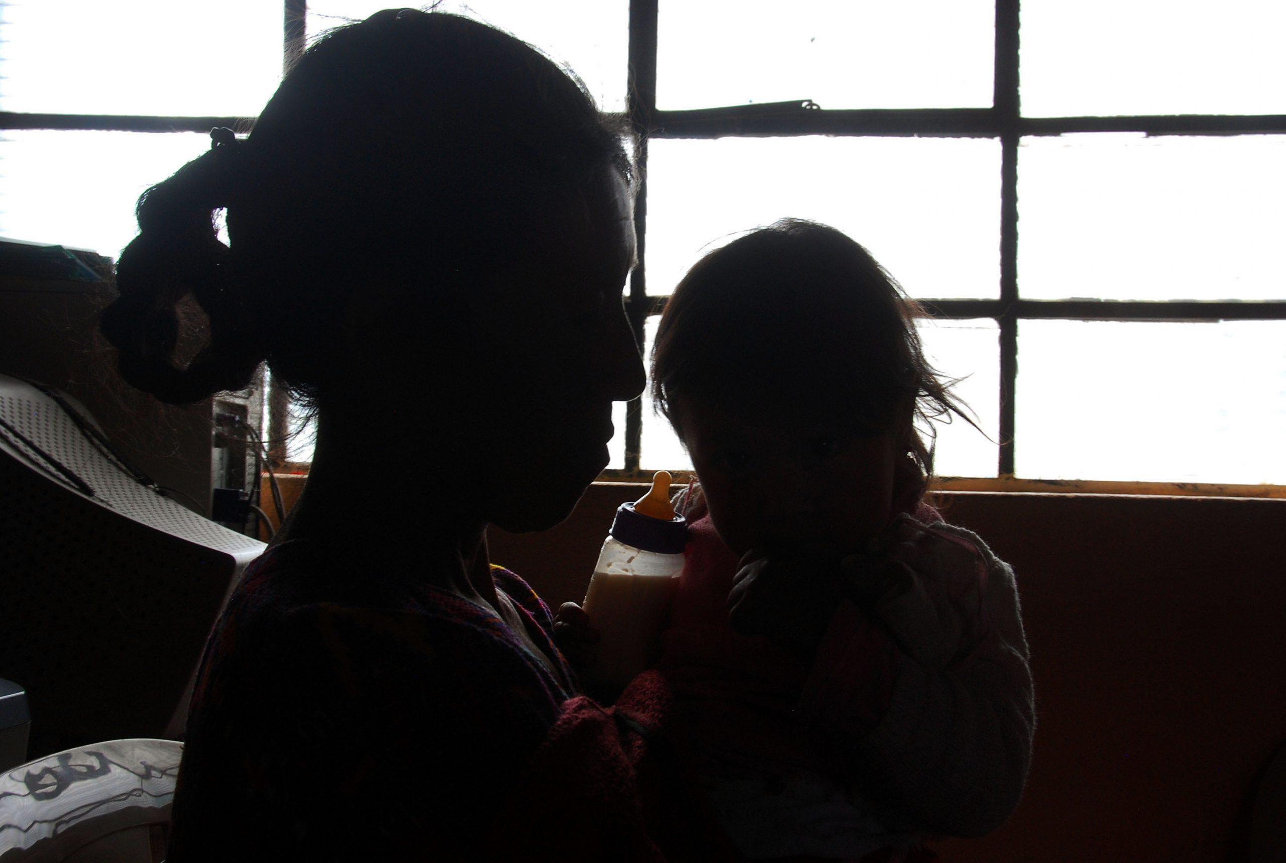 Autoridades de salud reportan 25 casos de embarazos en menores de 14 años en el primer cuatrimestre del 2020. (Foto: Carlos Ventura)