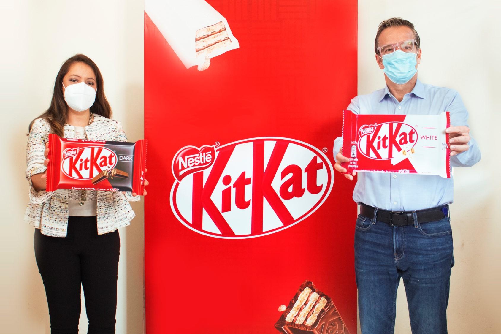 Kit Kat Guatemala