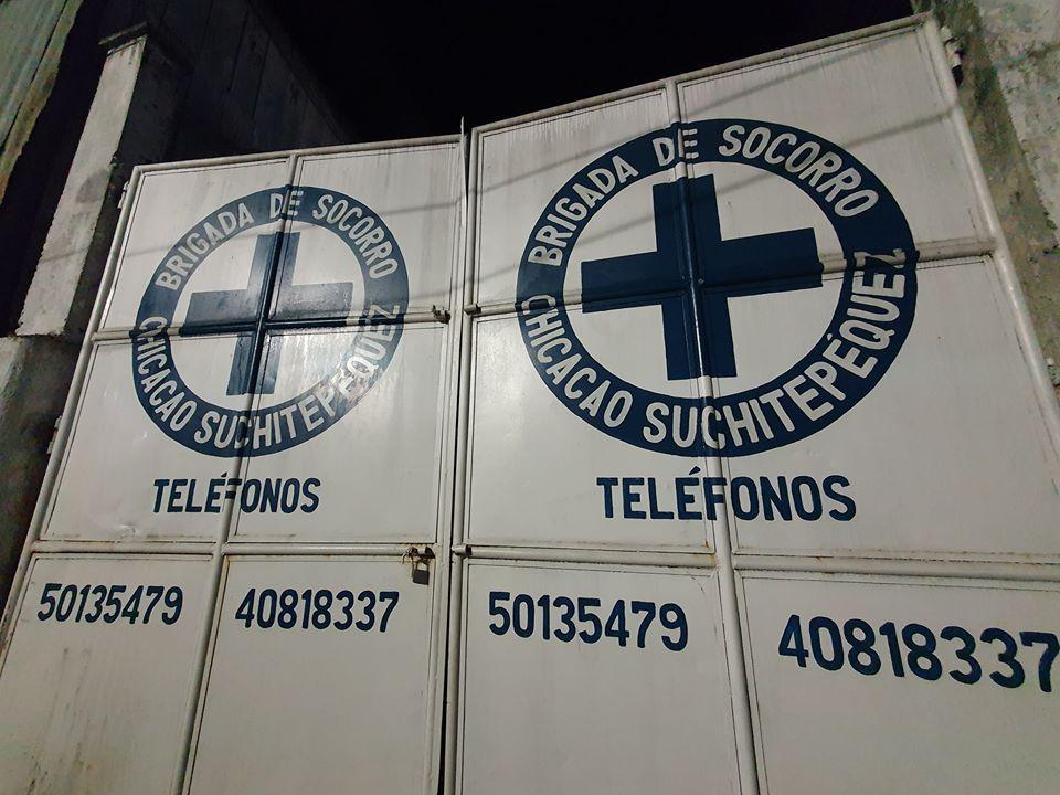 La estación de Brigada de Socorro continua cerrada