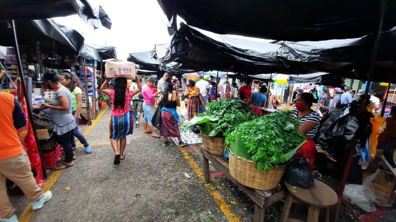 La población continúa con acciones para prevenir el contagio en Suchitepéquez