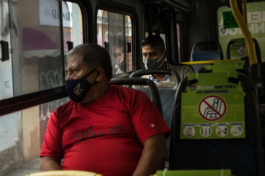 Transporte Urbano Guatemala