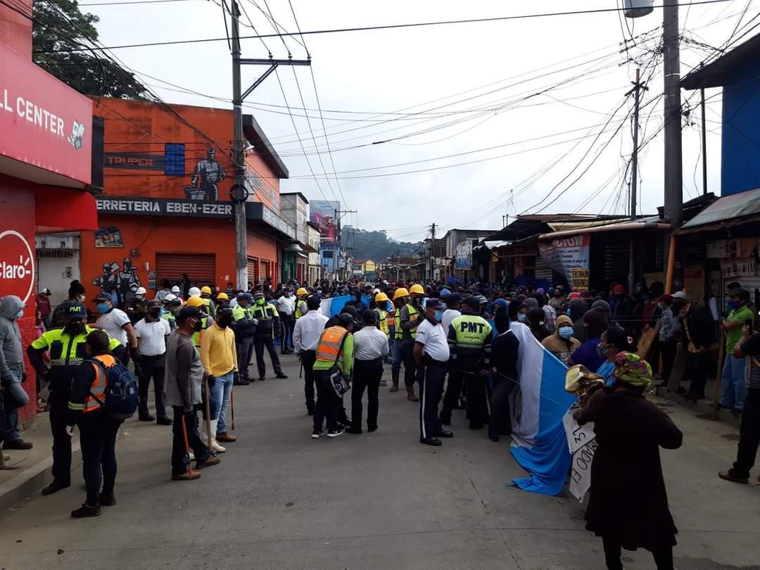 Mercado La Terminal Cobán