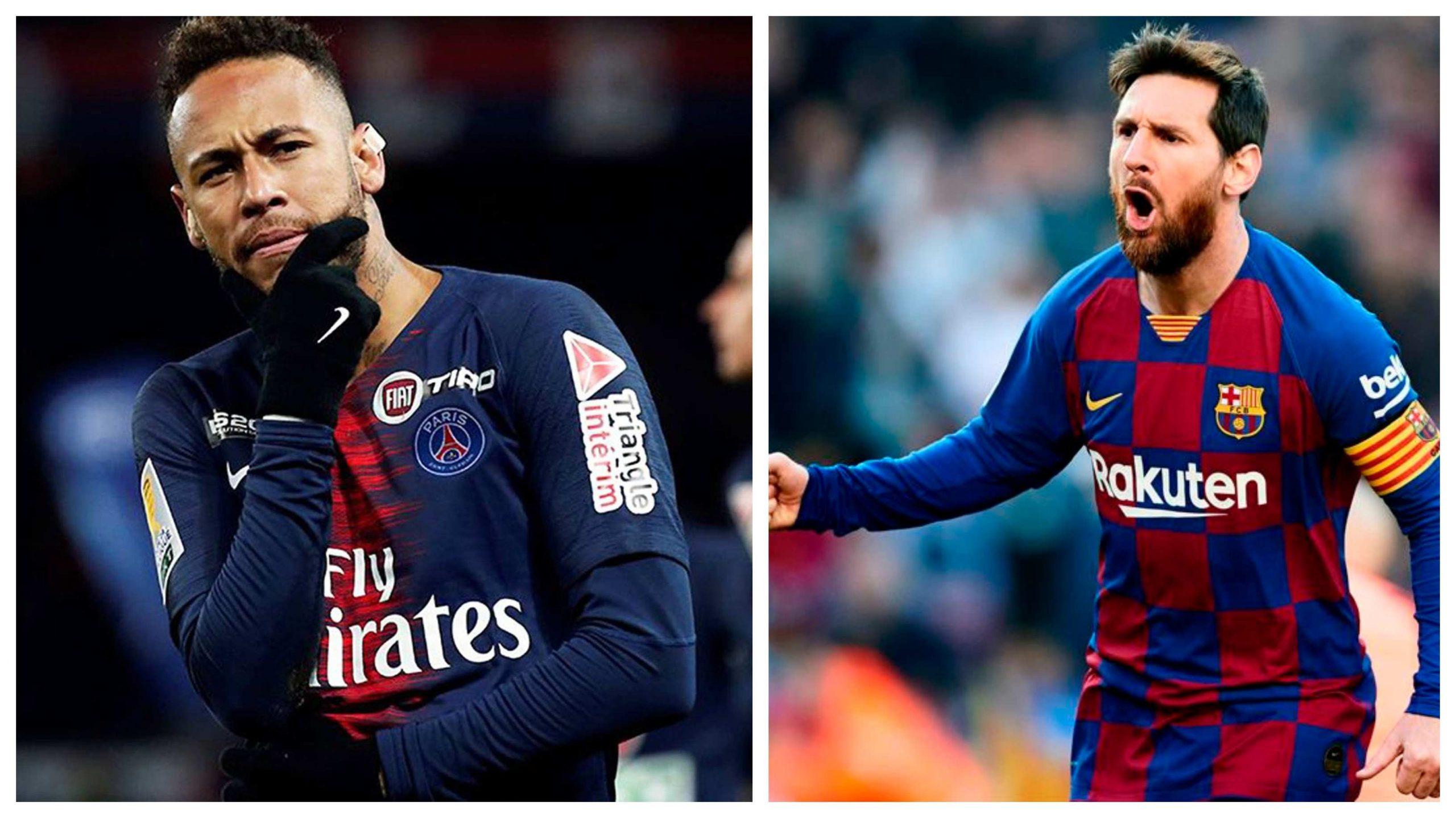 Los observadores técnicos de la UEFA dieron a conocer a los futbolistas elegidos para el equipo ideal de la temporada en el que figuran Messi y Neymar, pero no Cristiano Ronaldo. (Foto: EFE)