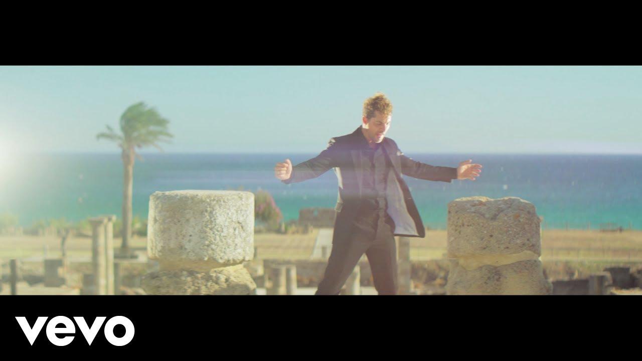 """David Bisbal presenta su sencillo """"Amor Amé"""""""