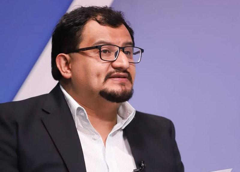 Mario Gálvez, presidente de la Comisión del Migrante del Congreso.
