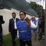 La HRW solicitó al Gobierno de Guatemala garantizar la continuidad en su trabajo para el PDH, Jordán Rodas. (Foto: EFE)