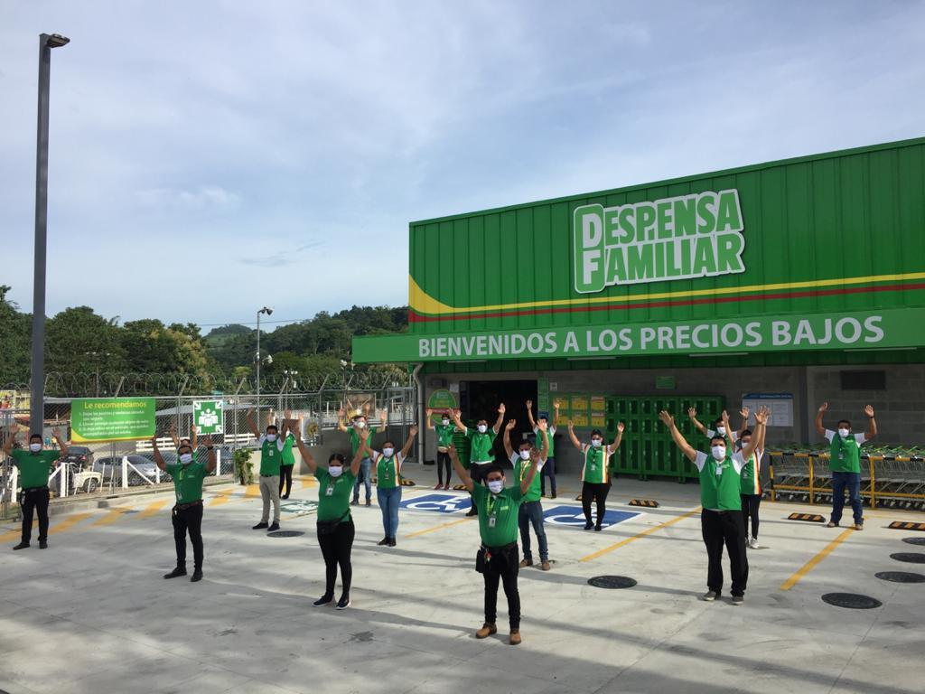Despensa Familiar San Luis Petén