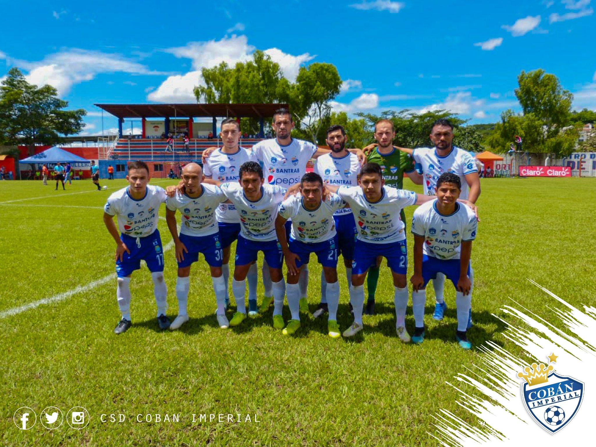 Cobán Imperial logró su primera victoria del campeonato después de superar 2-1 de visitante a Achuapa. (Foto: Cobán Imperial)