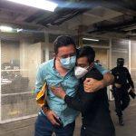 El periodista Sonny Figueroa, capturado el viernes por la noche por la PNC, fue puesto en libertad luego de que un juez determinara falta de mérito en las acusaciones en su contra. (Foto: Twitter)