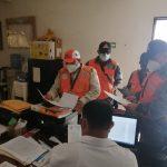 Las autoridades municipales de Retalhuleu y Suchitepéquez se alistan y mantienen en alerta ante alguna emergencia por la tormenta Nana. (Foto: Cristian Soto)