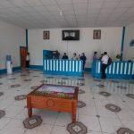 La clínica de Cuyotenango, Suchitepéquez, fue inaugurada este viernes por las autoridades municipales. (Foto: Cristian Soto)