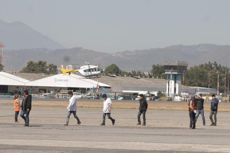 Estados Unidos ha deportado cerca de 5 mil guatemaltecos por todas las vías de transporte, durante la pandemia. (Foto: La Hora )