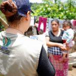 La SESAN dio a conocer en un informe los altos números de desnutrición que existen en Guatemala. (Foto: SESAN)