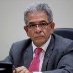 El juez Miguel Ángel Gálvez ordenó una investigación contra Ricardo Méndez Ruiz, luego de filtrar un documento del caso de Alejandro Sinibaldi. (Foto: La Hora)