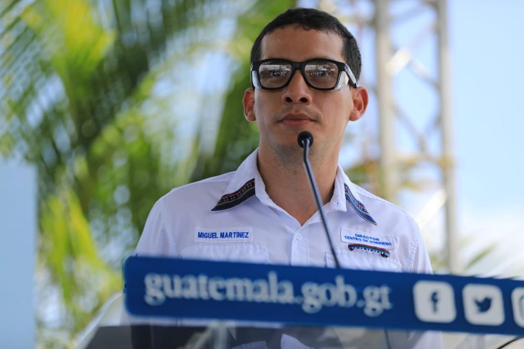 La Asociación Primero Guatemala, presentó una inconstitucionalidad contra el acuerdo que da vida al Centro de Gobierno que dirige Miguel Martínez. (Foto: La Hora)