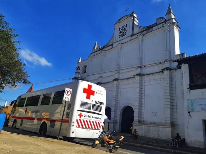 Este martes se realizará una jornada de donación de sangre organizada por la Cruz Roja Delegación Cobán. (Foto: Eduardo Sam)