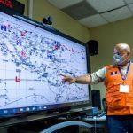Las autoridades de CONRED se encuentran en alerta debido a la trayectoria de la tormenta Nana que podría convertirse en huracán cuando toque tierra este jueves. (Foto: CONRED)
