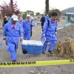 Las autoriades localizaron 13 cuerpos enterrados en una fosa clandestina en el Estado de Veracruz, México. (Foto: Contacto Hoy)