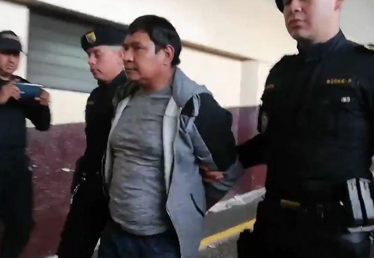 """Marco Antonio Guerra, alis """"El Granjero"""", el día que fue capturado por las autoridades a pedido de Estados Unidos, quien espera su extradición acusado de narcotráfico. (Foto: República)"""