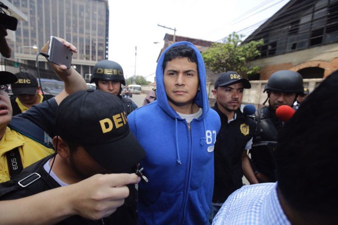 Jabes Meda recibió una rebaja en su condena de 26 a 8 años de prisión, luego de una apelación presentada por sus abogados. (AGN)