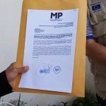El periodista Otoniel Rivera denunció amenazas de muerte, luego de compartir su testimonio de cómo superó el COVID-19, en Cobán, Alta Verapaz. (Foto: Eduardo Sam)