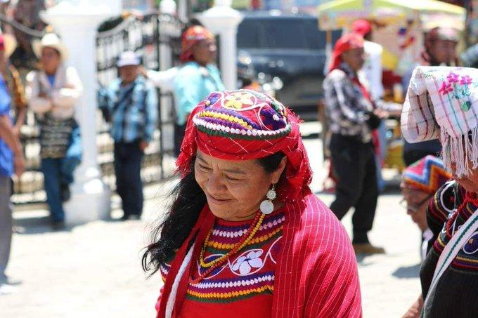 Diversos sectores repudiaron la captura de la periodista comunitaria Anastasia Mejía Tiriquiz. (Foto: Prensa Comunitaria)