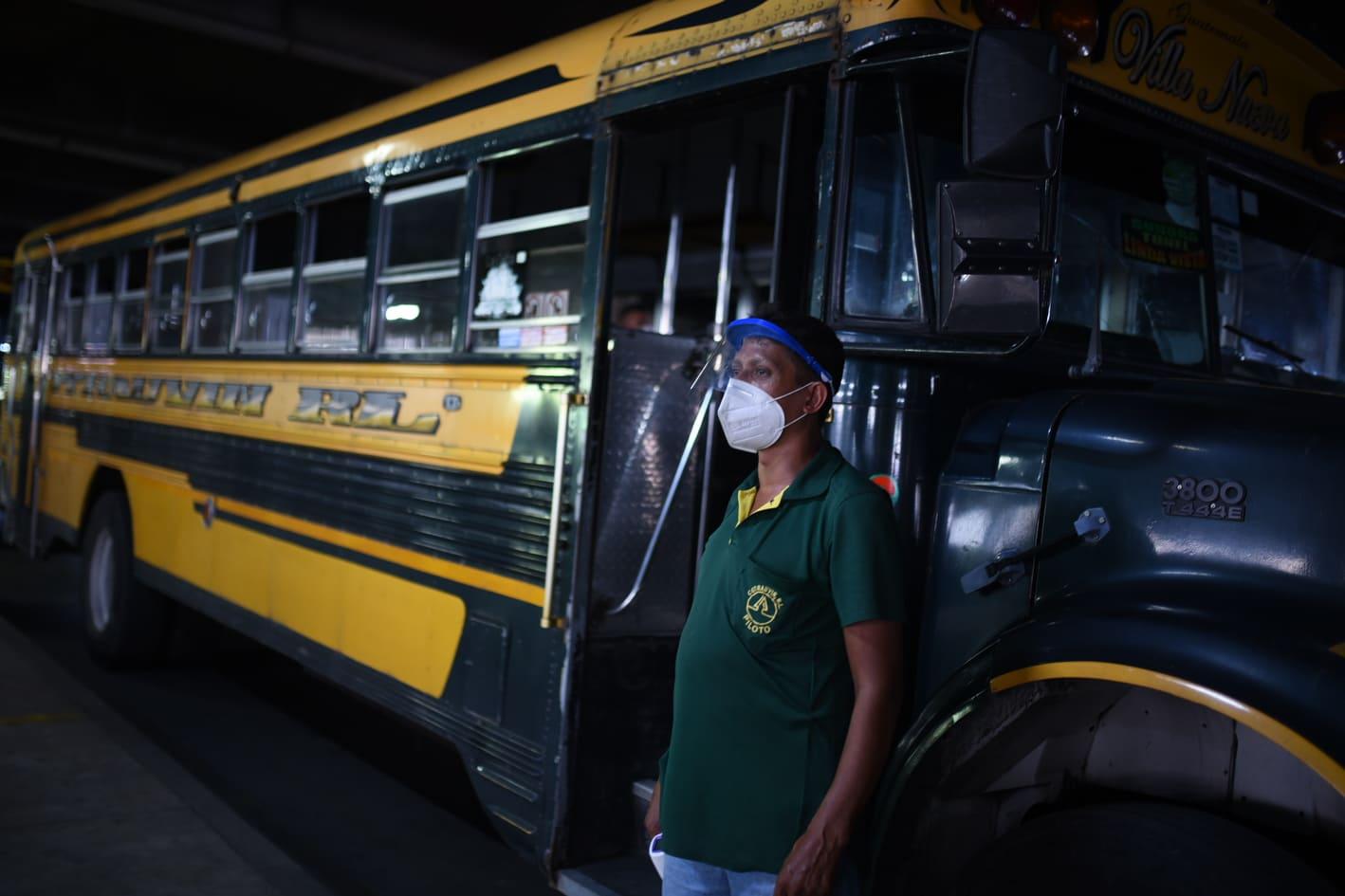 El servicio de transporte público de rutas cortas podría reaunudarse este viernes en la ciudad capital. (Foto: Publinews)