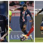 Neymar, Di María y Paredes son los tres futbolistas que dieron positivo por coronavirus, según el diario francés L'Equipe. (Foto: EFE)