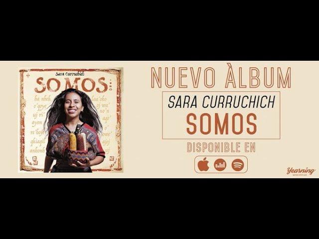 Sara Curruchich desea crear festival de música indígena