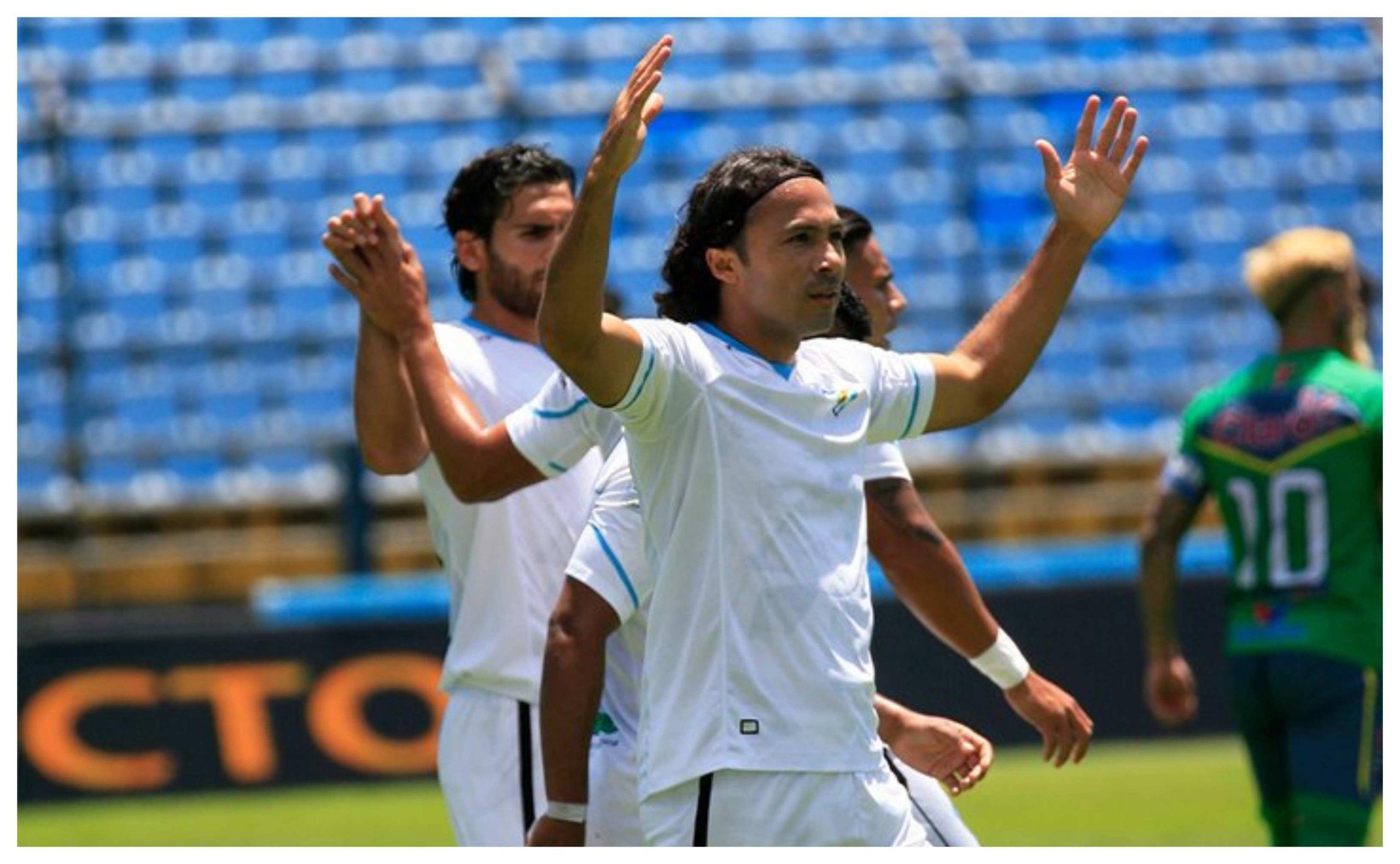 Comunicaciones superó a Santa Lucía Cotzumalguapa en el estadio Doroteo Guamuch Flores, con un doblete de Agustín Herrera. (Foto: Comunicaciones FC)