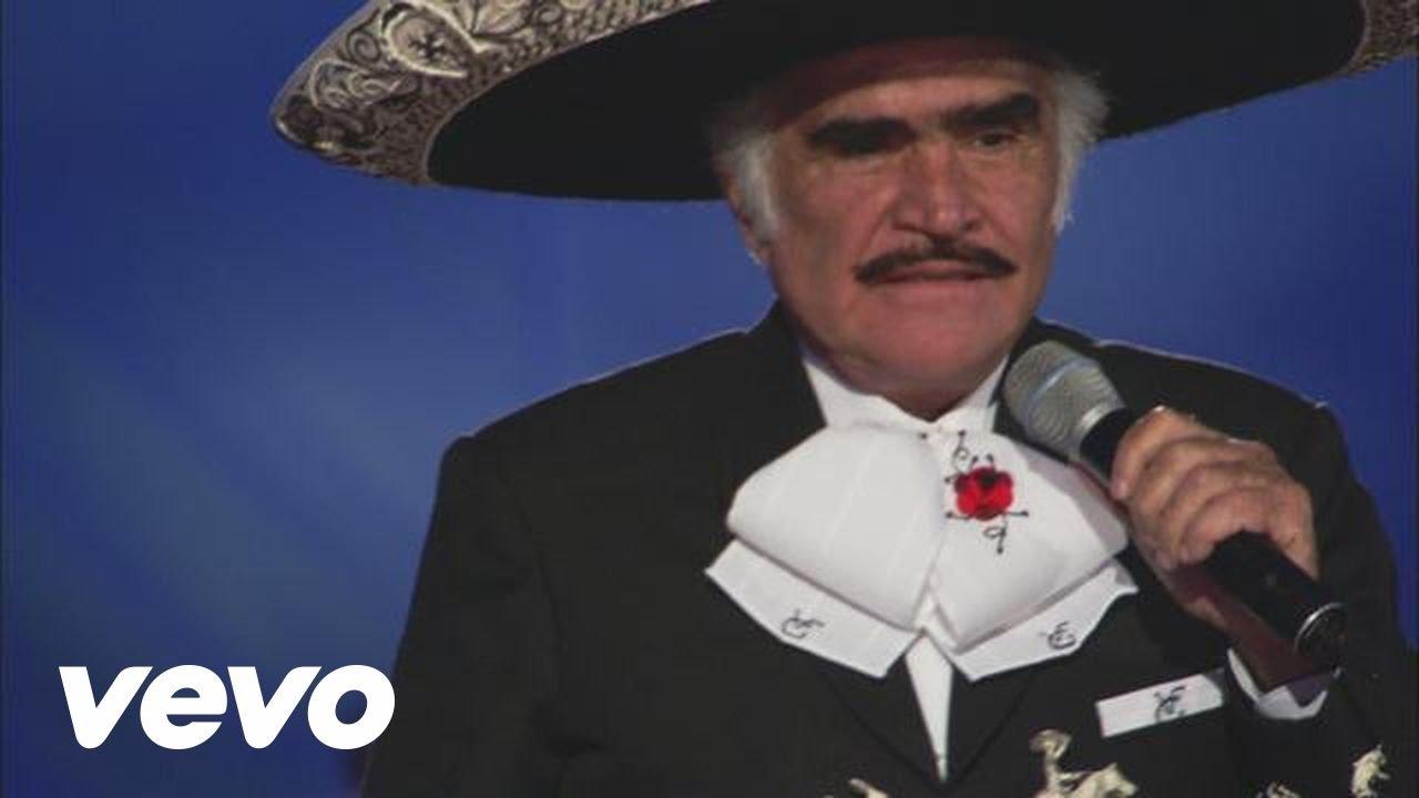 """Vicente Fernández lanza sencillo """"Ya No Insistas Corazón"""""""