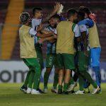 Antigua derrota al CAI en Panamá en penales, y avanza a octavos de final en la Liga de Concacaf. (Foto: EFE)