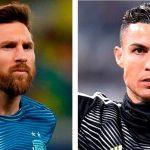 El argentino Leo Messi y el portugués Cristiano Ronaldo están entre los candidatos al 'Dream Team' Balón de Oro de 'France Football'.