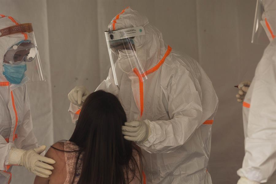 Guatemala continúa sufriendo por el COVID-19 con el incremento de casos. (Foto: EFE)