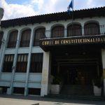 La Corte de Constitucionalidad -CC-, tomó la decisión de cesar del cargo al magistrado Neftalý Aldana. (Foto: Infobae)