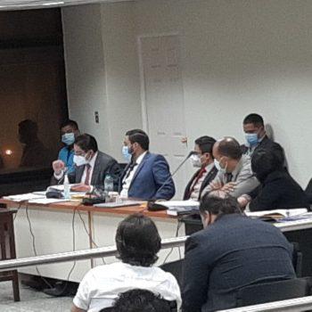 Libramiento de Chimaltenango: Juez Mynor Moto otorga falta de mérito a 15 detenidos