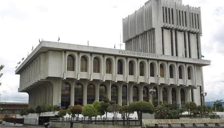El Organismo Judicial será quien decida el aforo de las audiencias luego de que el Gobierno levantara las restricciones que regían por el COVID-19. (Foto: Archivo)