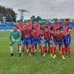 Xelajú MC rompió una racha de cinco partidos sin ganar luego de superar 1-0 a Antigua con un gol de Wilber Pérez. (Foto: Xelajú MC)