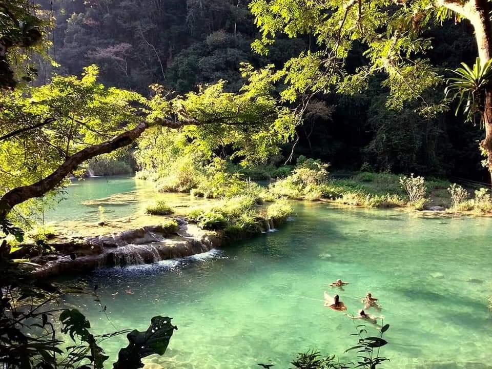 El centro turístico de Semuc Champey ubicado en Lanquín, Alta Verapaz, reabrirá sus puertas al turismo el próximo 10 de noviembre.