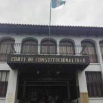 La Corte de Constitucionalidad continúa sin definir el tema del magistrado Neftaly Aldana. (Foto: Archivo)