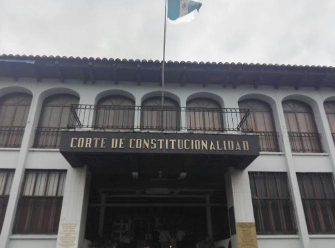 Varios sectores buscan que se declare la cesantía de Neftaly Aldana, titular de la Corte de Constitucional. (Foto: Archivo)