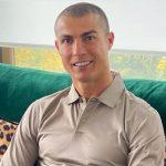 """Cristiano Ronaldo recibió críticas por escribir que """"las pruebas PCR para el coronavirus son una mierda"""". (Foto: Twitter)"""