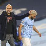 Sergio Agüero, delantero del Manchester City, estará fuera de los terrenos de juego durante un mes debido a una lesión muscular.