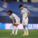 El Real Madrid perdió contra el Shakhtar en Madrid 2-3. (Foto: EFE)