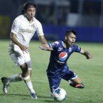 Comunicaciones quedó eliminado por el Motagua en la Liga de Concacaf. (Foto: EFE)