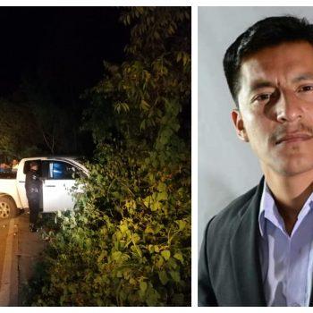 Henry Ac, secretario municipal de Santa Catalina La Tinta, Alta Verapaz, murió este martes a consecuencia de las heridas que sufrió la noche del lunes en un ataque armado. (Foto: Cortesía)