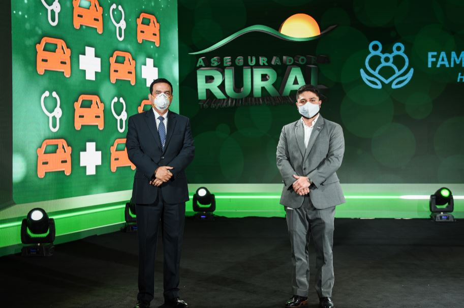 Banrural presentó la Alianza que Aseguradora Rural y Family Card. (Foto: Cortesía)