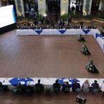 El presidente Alejandro Giammattei instó al Congreso a que apruebe el presupuesto de ingresos y egresos del Estado para el 2021.